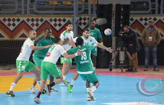Nigeria finishes last at Africa Handball Nations Cup