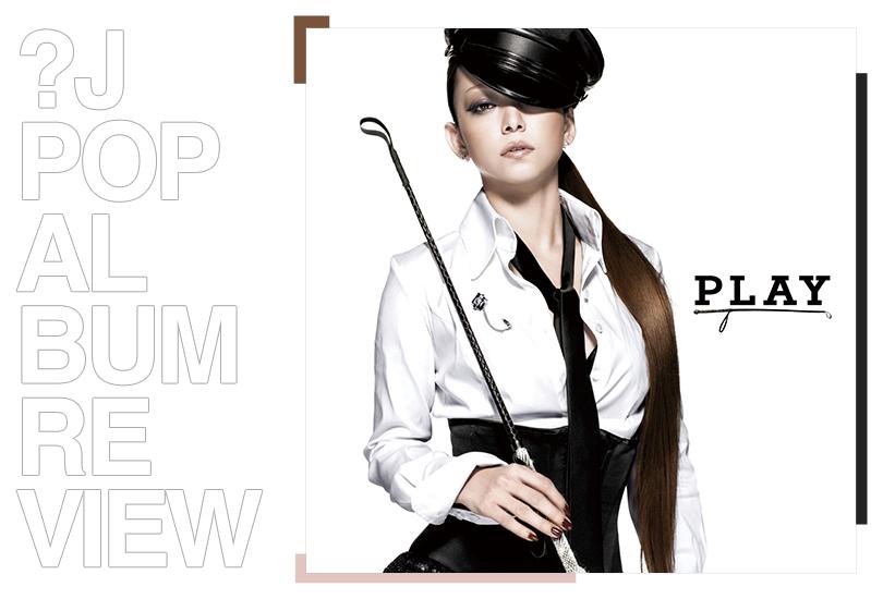 Album review: Namie Amuro - Play | Random J Pop