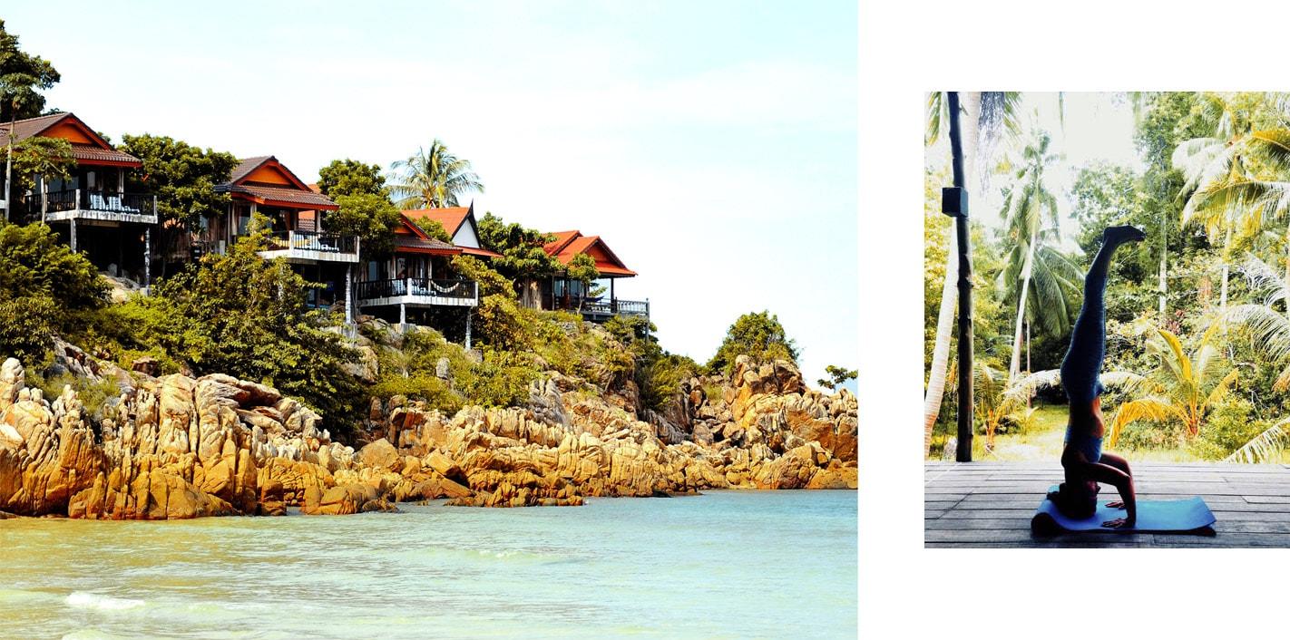 Phangan Thai, playas de ensueño en tailandia