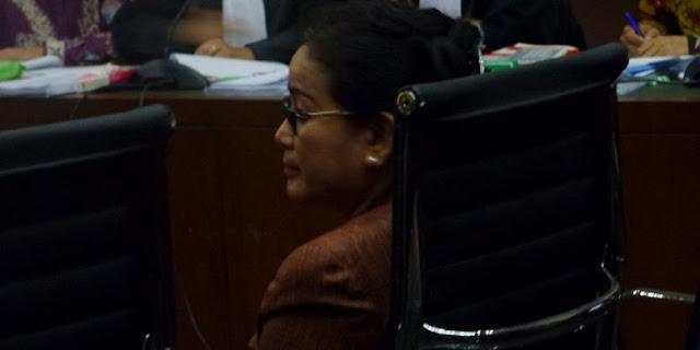 Hakim Kasus E-KTP: Kok Bisa Ibu Jadi Anggota Dewan, Ya?
