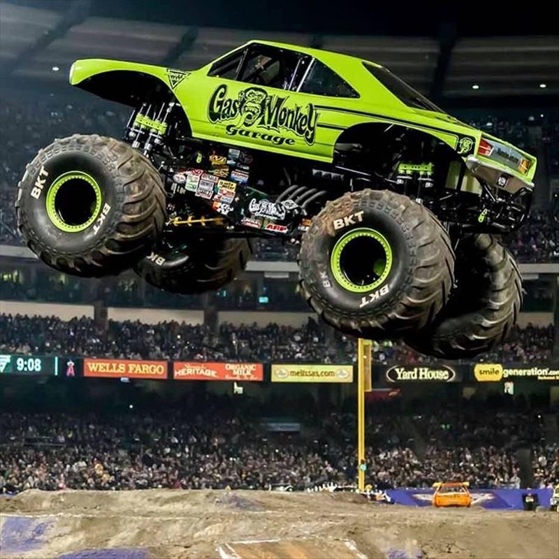 Coronet Monster Truck 3