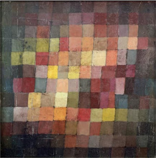 Paul Klee painting - Ancient Harmony