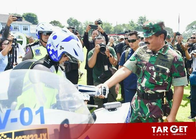 Panglima TNI Cek Kesiapan dan Netralitas Prajurit TNI di Jawa Tengah Menjelang Pesta Demokrasi