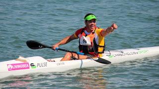 PIRAGÜISMO - Esteban Medina campeón de Europa en kayak en el mar y Judit Verges y Amaia Osaba plata y bronce respectivamente