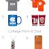 College Mom & Dad