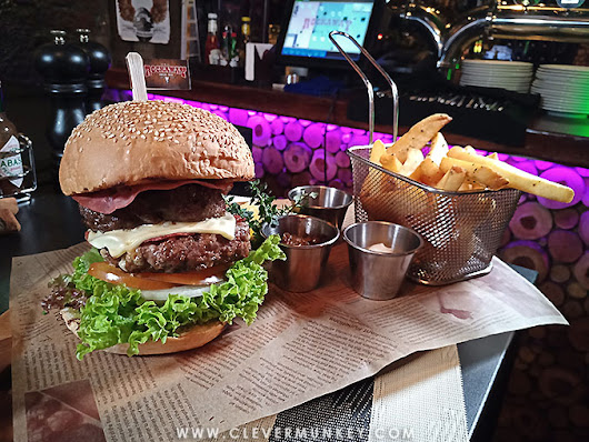 Rockaway Grill + Bar at Changkat, Bukit Bintang (Food Review) - CleverMunkey | Events. Food. Gadget. Lifestyle. Travel.