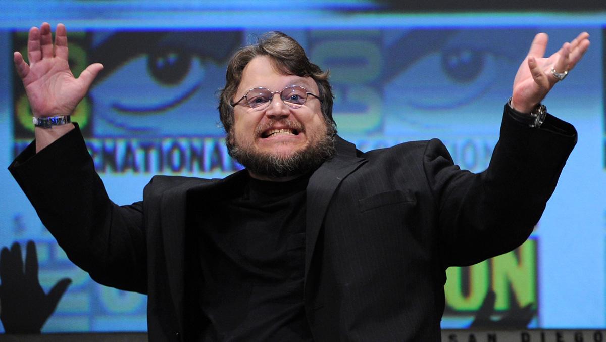 Image result for Guillermo del Toro