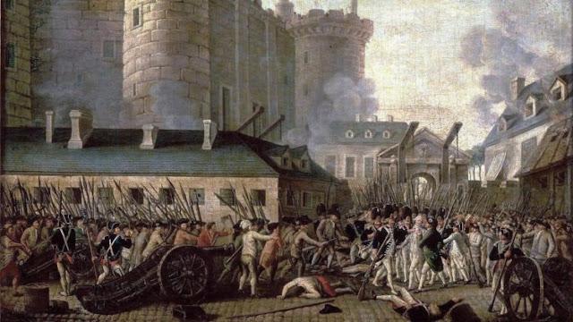الأسباب الثورة الفرنسية