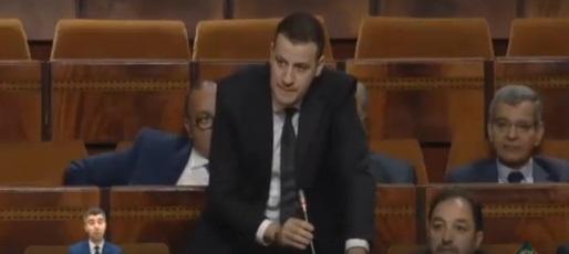 بالفيديو ...البرلماني طارق قديري يسائل نجيب بوليف الوزير المنتدب لدى وزير النقل والتجهيز