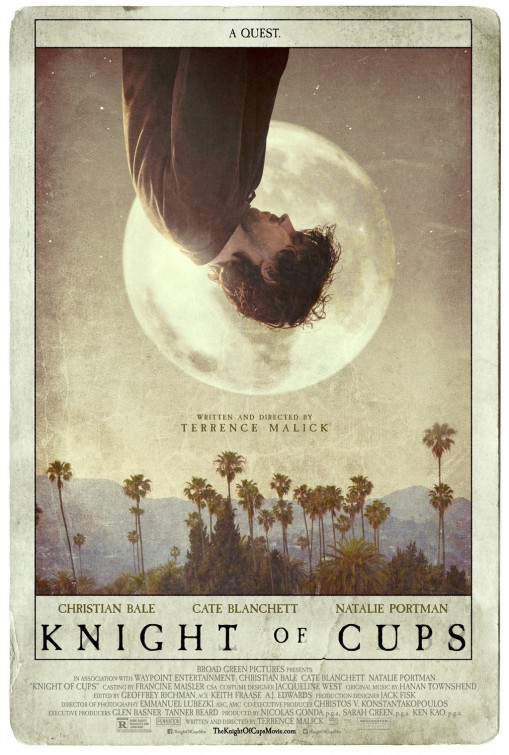 Land of The Nerds: Knight Of Cups Review