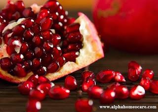 Benefits of Dalim or Pomegranate