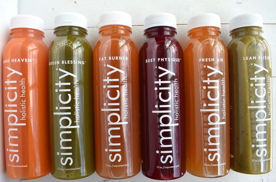 Simplicity Juices