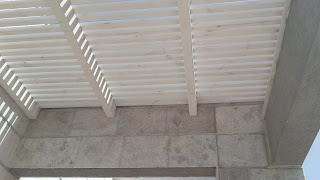 פרגולה למרפסת