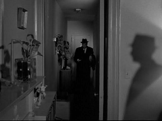 Blast of Silence film noir 1961 Allen Baron