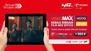 Cara Transfer Kuota Videomax Telkomsel ke Nomor Lain