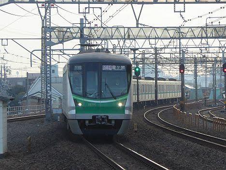 【ダイヤ改正で消滅か】各駅停車 霞ヶ関行き メトロ16000系