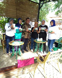 "SUSU HAJI SEHAT  bersama ""Reseller PT Nutraga Nusantara Barokah Bhakti""  DKI Jakarta"