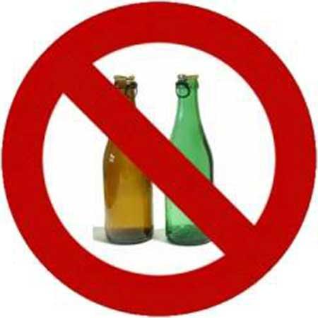 Endereços de clínicas segundo a codificação de álcool