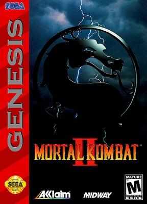 Mortal Kombat II Unlimited Sega Genesis Rom Hack - YouTube