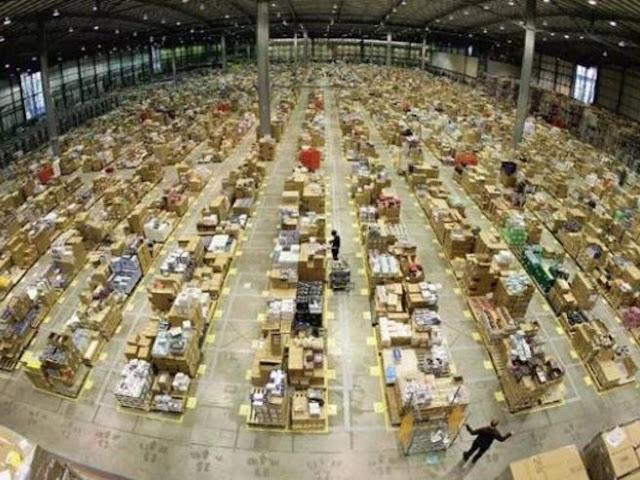 Buongiornolink - I sindacati proclamano uno sciopero per il Black friday al centro Amazon di Piacenza
