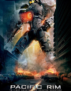 Poster Of Pacific Rim (2013) In Hindi English Dual Audio 300MB Compressed Small Size Pc Movie Free Download Only At worldfree4u.com