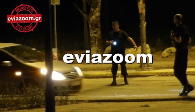 Χαλκίδα: Μπλόκα και έλεγχοι της αστυνομίας στον Άγιο Στέφανο (ΒΙΝΤΕΟ)