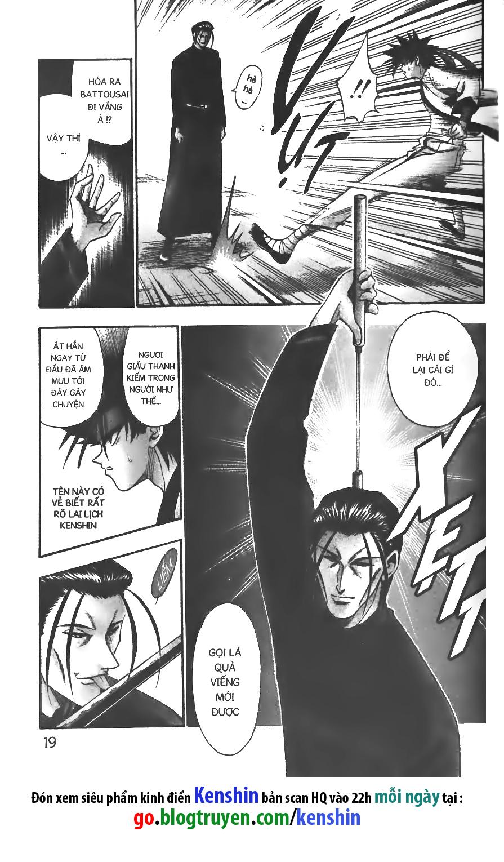 Rurouni Kenshin chap 48 trang 15
