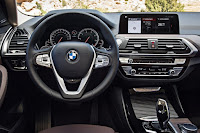 BMW X3 xDrive30d xLine (2018) Dashboard