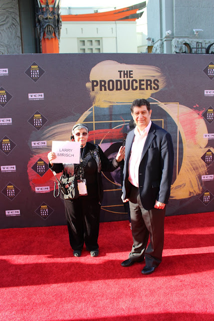 Larry Mirisch TCM Classic Film Festival
