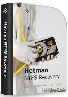 Hetman NTFS Recovery Portable