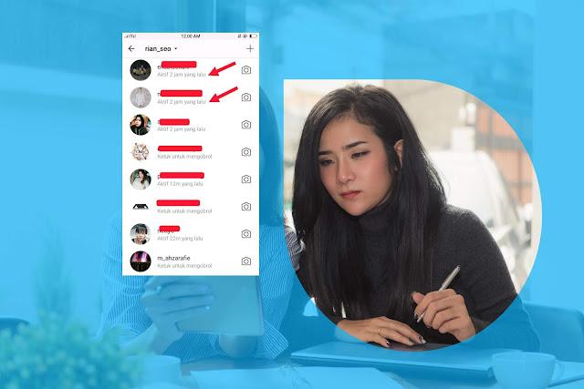 Pesan Instagram Kamu Gak dibales? Berikut Cara Intip Instagram yang Online dan Tidak Online