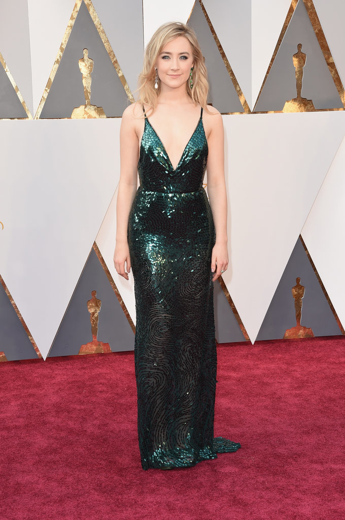 OSCARS 2016 : 88th Academy Awards! The Best Of Outfits On The Red Carpet