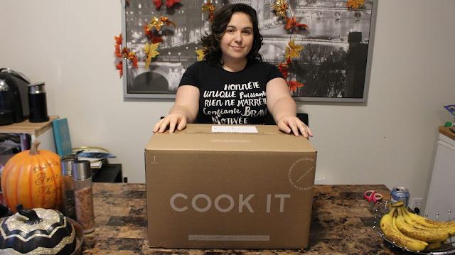 D'autres raisons d'aimer Cook It - Cook It sera la première boîte verte de prêt à cuisiner.