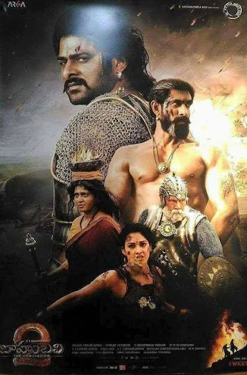 Baahubali 2 The Conclusion 2017 Official Trailer 720p Hindi HD Download