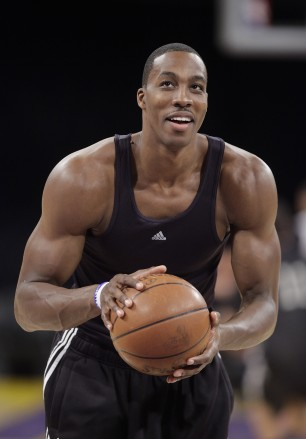 BADBOYS DELUXE: DWIGHT HOWARD - N.B.A. BASKETBALL