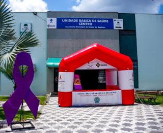 Saúde de Registro-SP encerra dia de ações preventivas contra a Hanseníase com 150 atendimentos