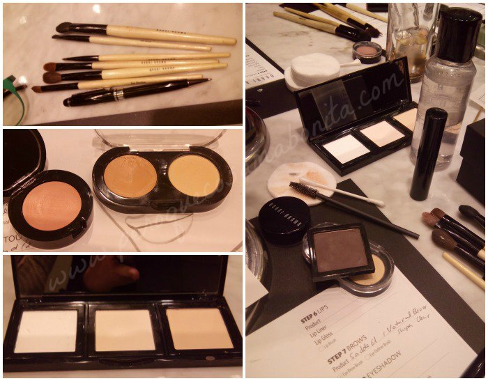 Transitions y Bobbi Brown
