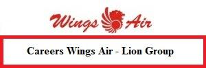 Lowongan Kerja Lion Group - Wings Air