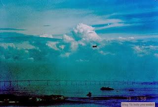 ponte Rio-Niterói vista do Pão de Açúcar