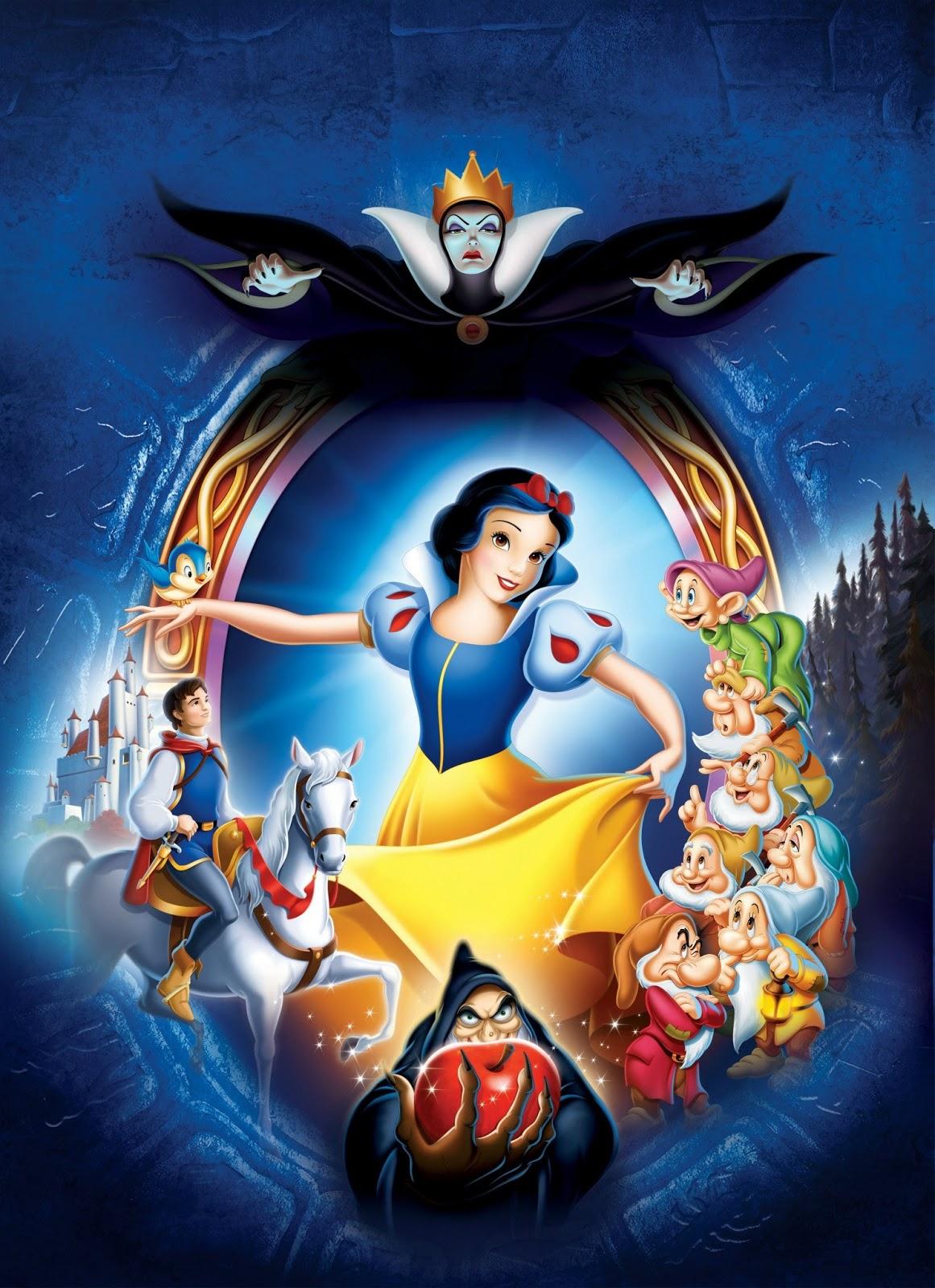 Tómbola Disney 01 Blancanieves Y Los Siete Enanitos