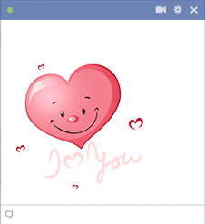 Love Stickers for Facebook | Symbols & Emoticons