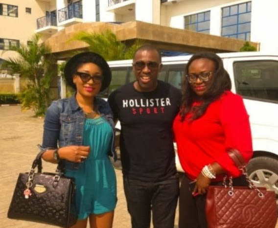 frank edoho dating mbong amata