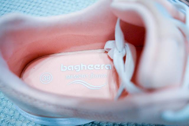 bagheera tennarit color4care työkengät