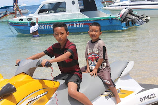 Jual Tiket Jet Ski Murah Watersport Tanjung Benoa Bali buat anak anak