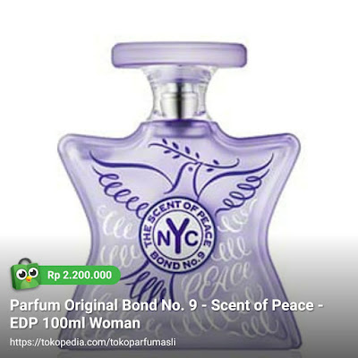 bond no. 9 scent of peace edp 100ml woman