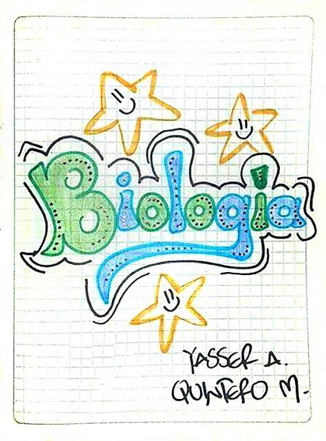 caratulas de biología