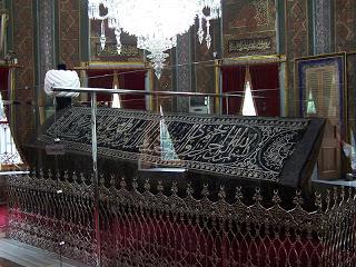 Makam sultan Al fatih