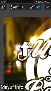 Cara Membuat Logo Nama Transparan Di Picsay Pro Android Terbaru