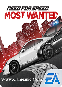 Need For Speed Most Wanted (2012) Game Cover