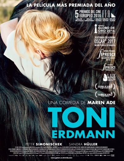Ver Toni Erdmann (2016) Online